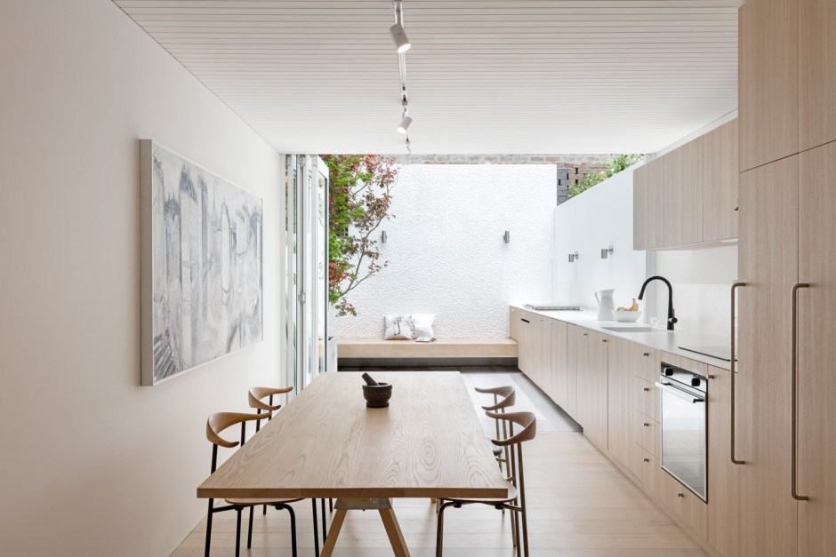 Ben and Penna Architects Surry Hills Kitchen Sydney