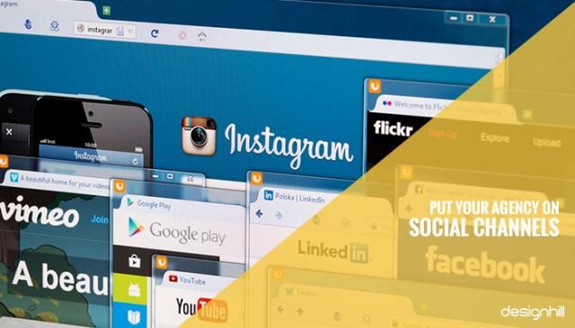 Социальные Каналы