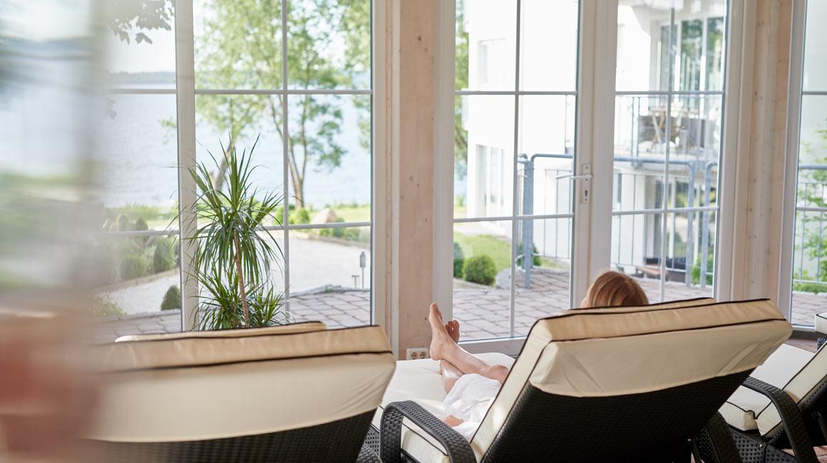 Hotel am Plöner See - Wellnessbereich