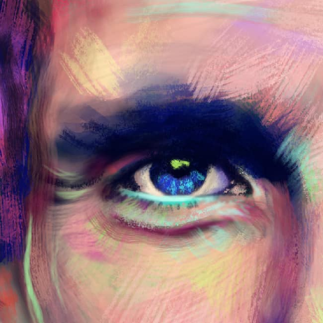 Eye-detail