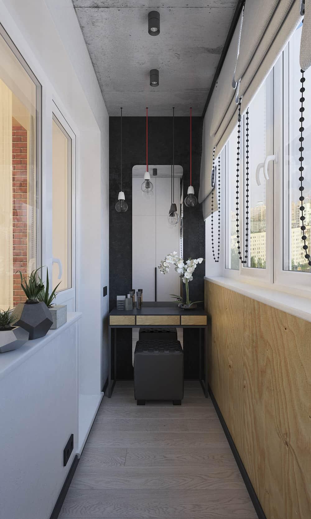 Balcony Ideas Long Narrow