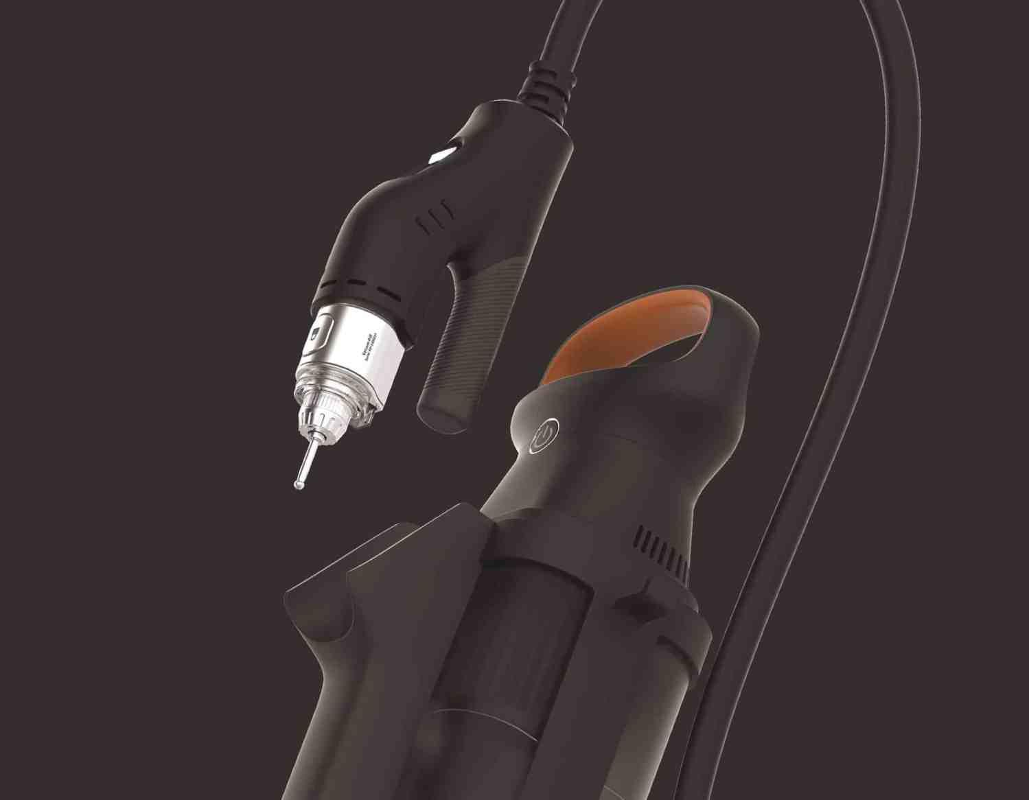Vacuum Drill Design