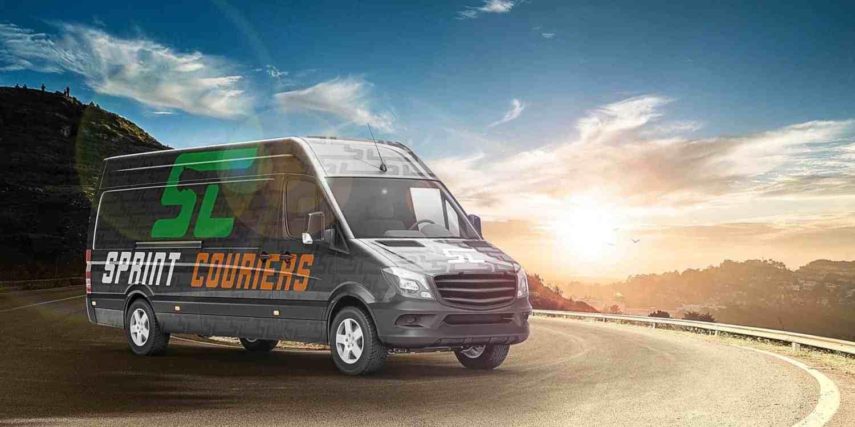 Sprint Couriers Rebranding - Design Ideas
