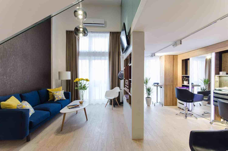 AGGA Beauty Salon in Oradea, Romania - Design Ideas