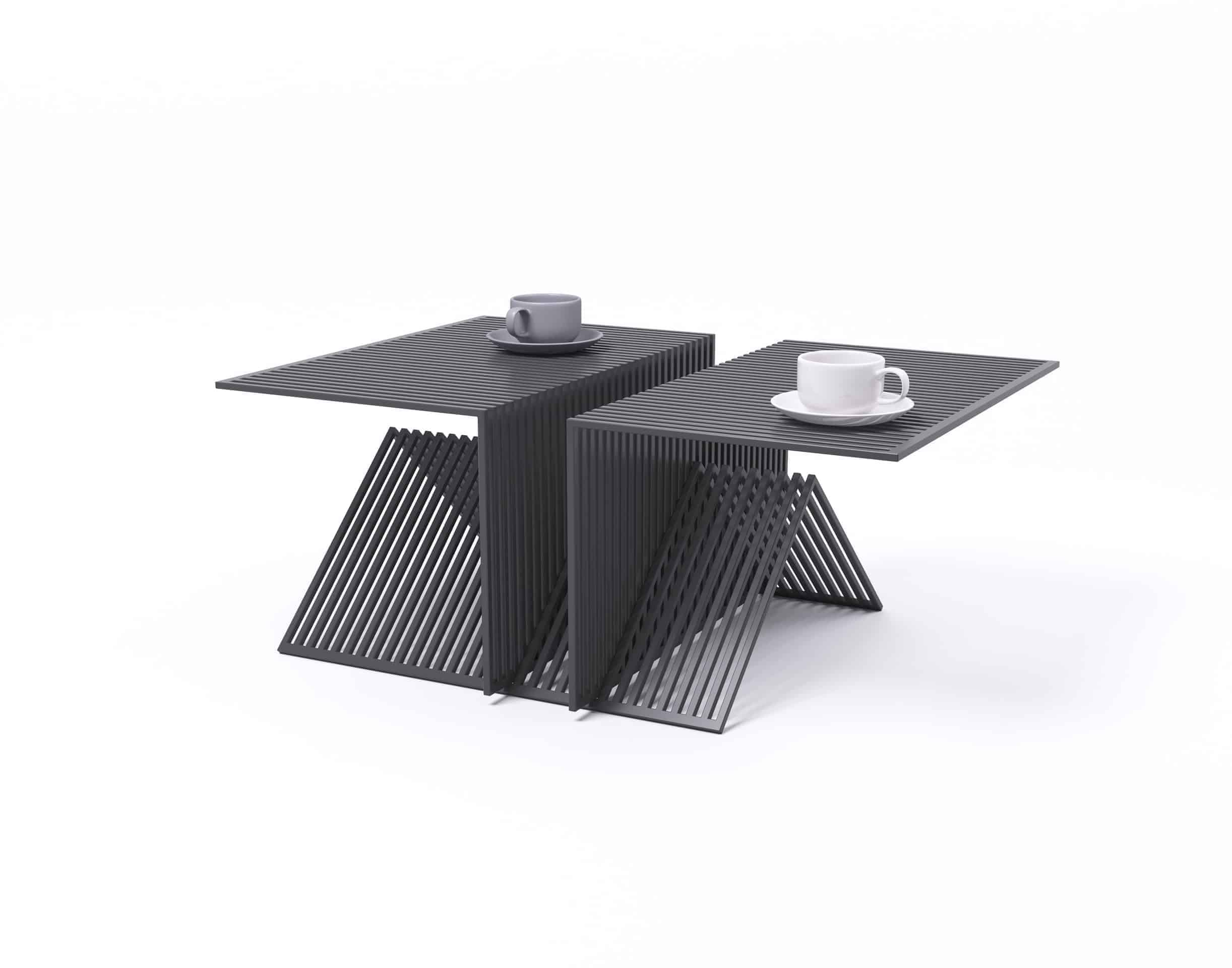 Grate module grate table design ideas the main product of module composing is a coffee table grate table gt is a dynamic object that balances between the function of the table and geotapseo Gallery