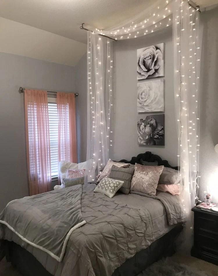 65 Cute Teenage Girl Bedroom Ideas: Room Decor For Teen ... on Classy Teenage Room Decor  id=13192