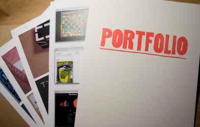 good portfolio design