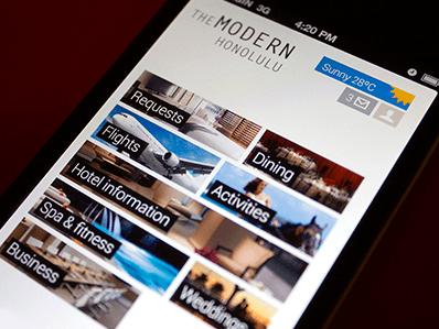 UI Design App Honolulu