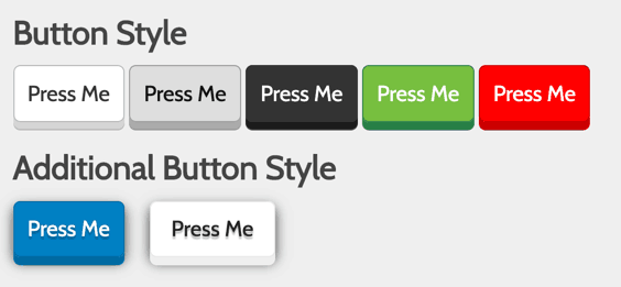 css3 buttons download