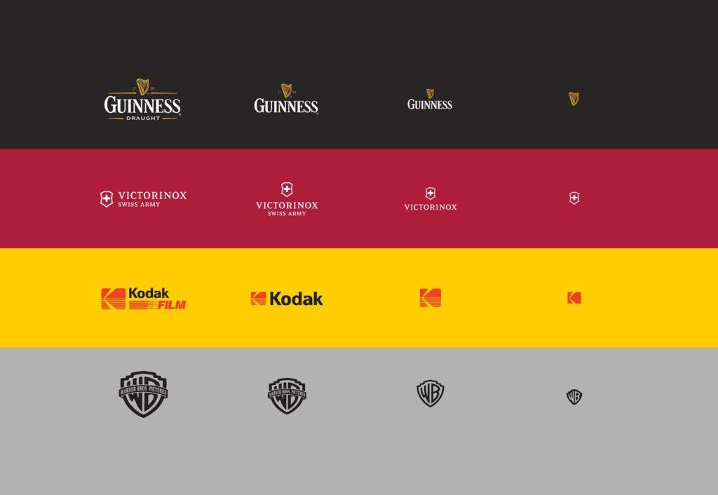 Logotipo Responsivo