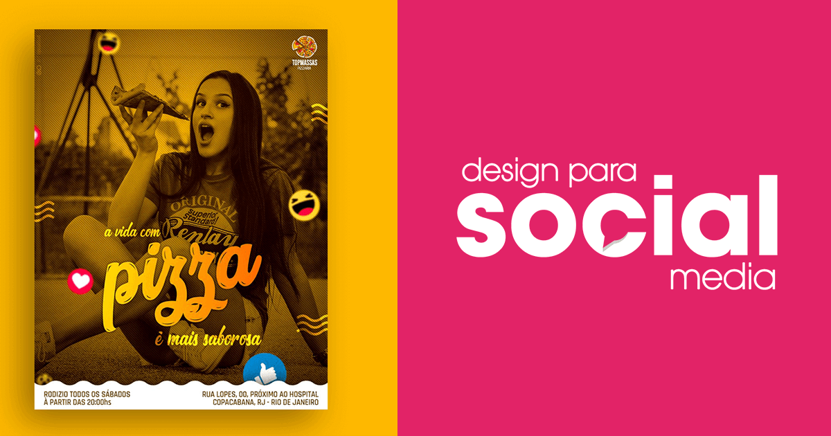 design para social media