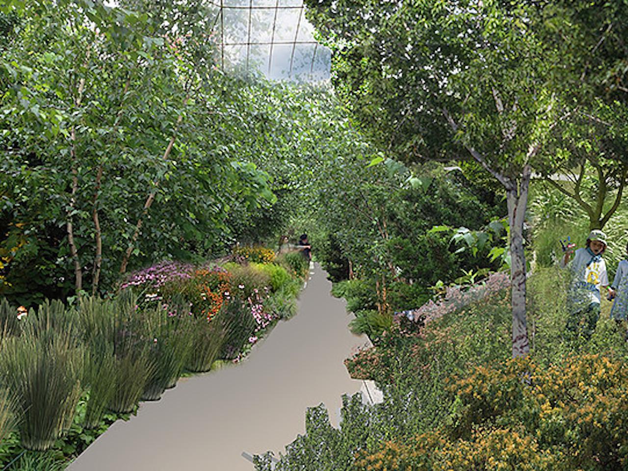 Swale The Floating Food Forest Design Indaba