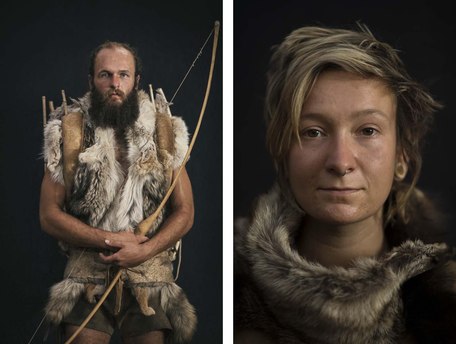Alternative Living With 21st Century Hunter Gatherers