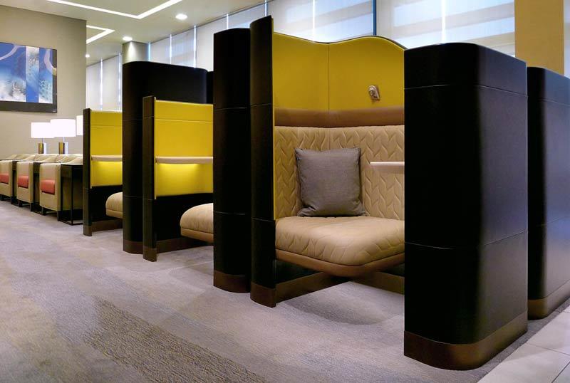 RHA Furniture At London Heathrow Design Insider