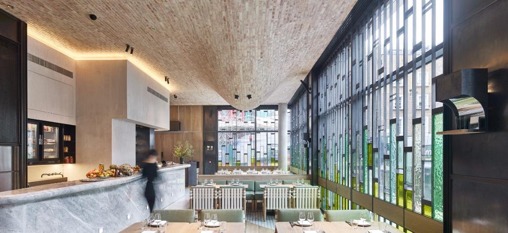 SDAWARDS FINALIST: Stunning New Restaurant In Marylebone, U0027Fucinau0027
