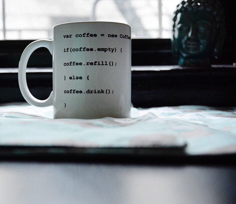 Koffie code