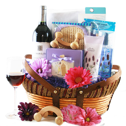 Celebrate Mom - Mothers Day Gift Basket - CrainHeavyDutySaw