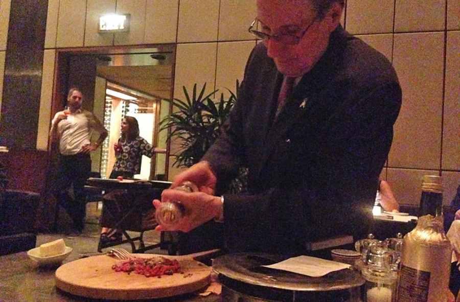 Four Seasons Restaurant Waiter