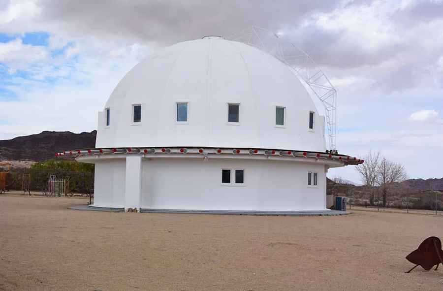 The Integratron in Landers, CA