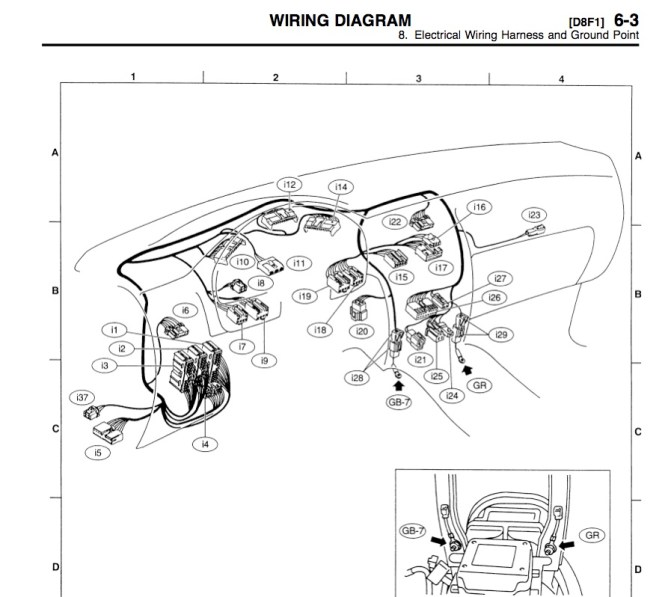 dodge ram pin trailer wiring diagram dodge image 2005 dodge ram 7 pin trailer wiring diagram wiring diagram on dodge ram 7 pin trailer