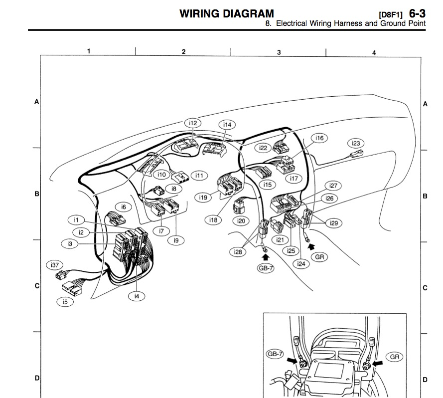 dodge neon motor wiring harness   31 wiring diagram images