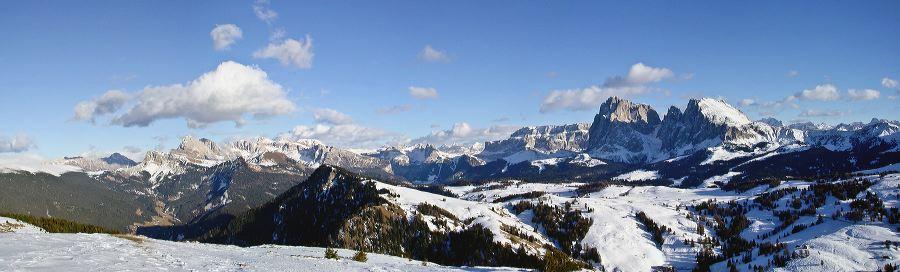 Dolomiten Panorama Sdtirol Dolomiten Bild 34 Von 147