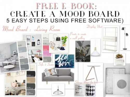 Free Interior Design Mood Board Software