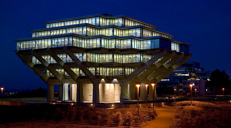 An Distinctive Original Design The University Library Building Interior Design Design News