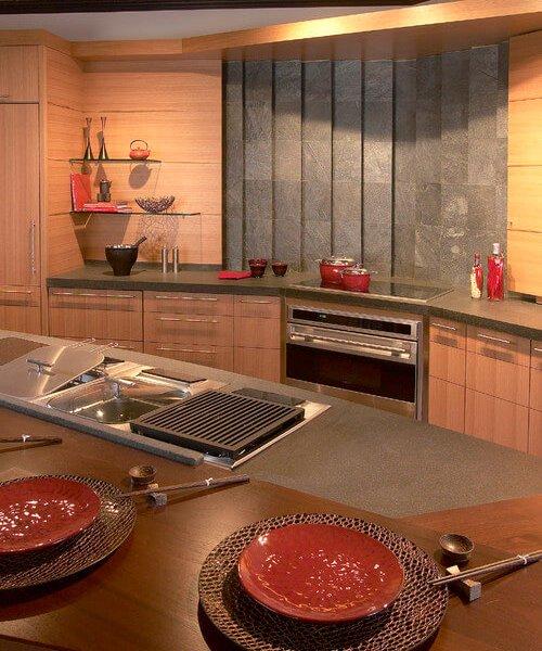 Brighten Your Kitchen With Asian Kitchen Ideas: Interior Design, Design News