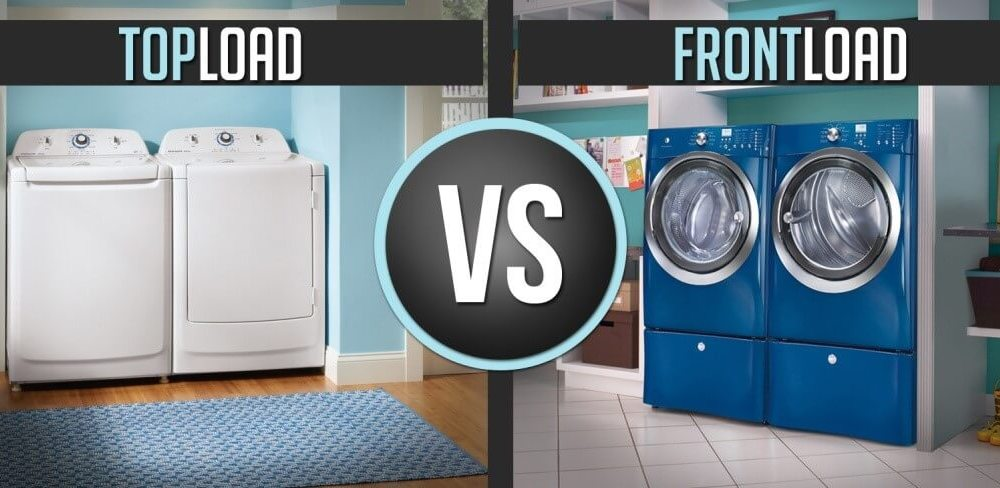 6 Major Differences between Front-Loading and Top-Loading Washing ...