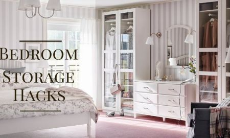 Hacks For Bedroom Storage