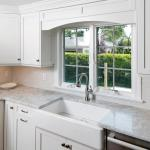 Custom Built Shaker Cabinets Sea Girt New Jersey By Design Line Kitchens