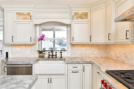 Beach Style Kitchen Point Pleasant New Jersey By Design