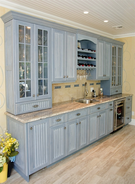 Custom Cabinet Wall Built Ins Brielle New Jersey By Design