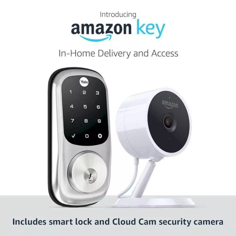 Amazon Key 6