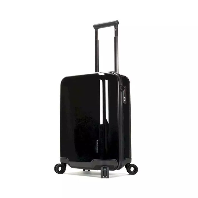 NoviConnected 4 Wheel Hubless Travel Roller 10