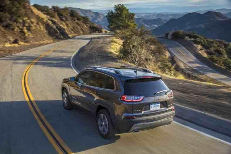 2019 New Jeep Cherokee 8