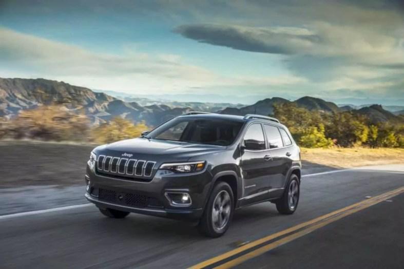 2019 New Jeep Cherokee 9