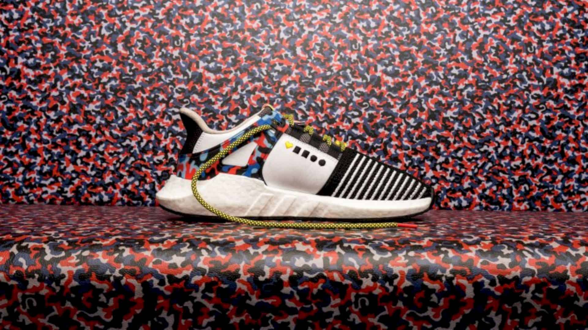 Get in Style with Adidas Limited Edition Berliner the EQT