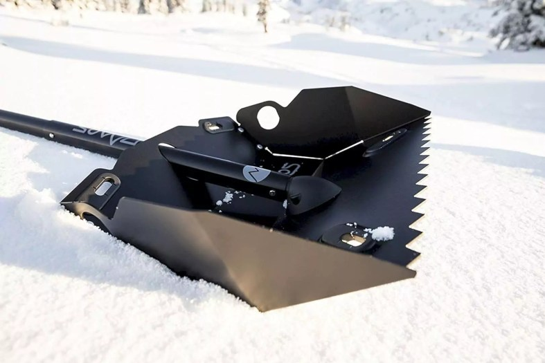 DMOS Collective Alpha Snow Shovel 5