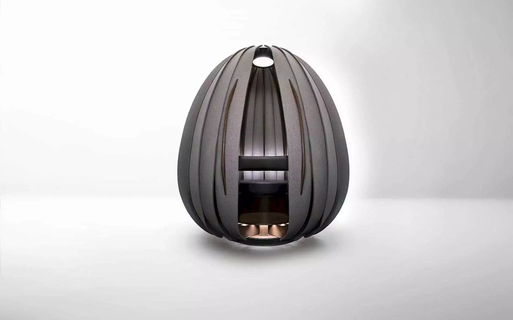 Open Vessel: Architectural Meditation Pod