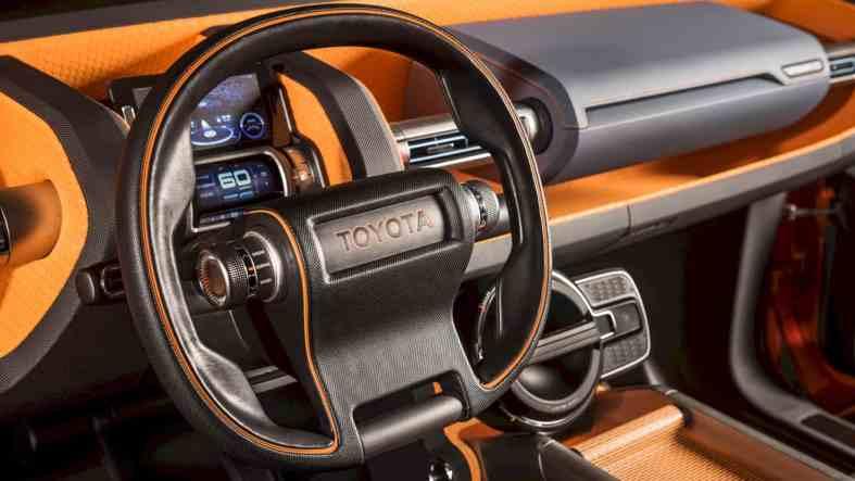 Toyota FT 4X Concept 2