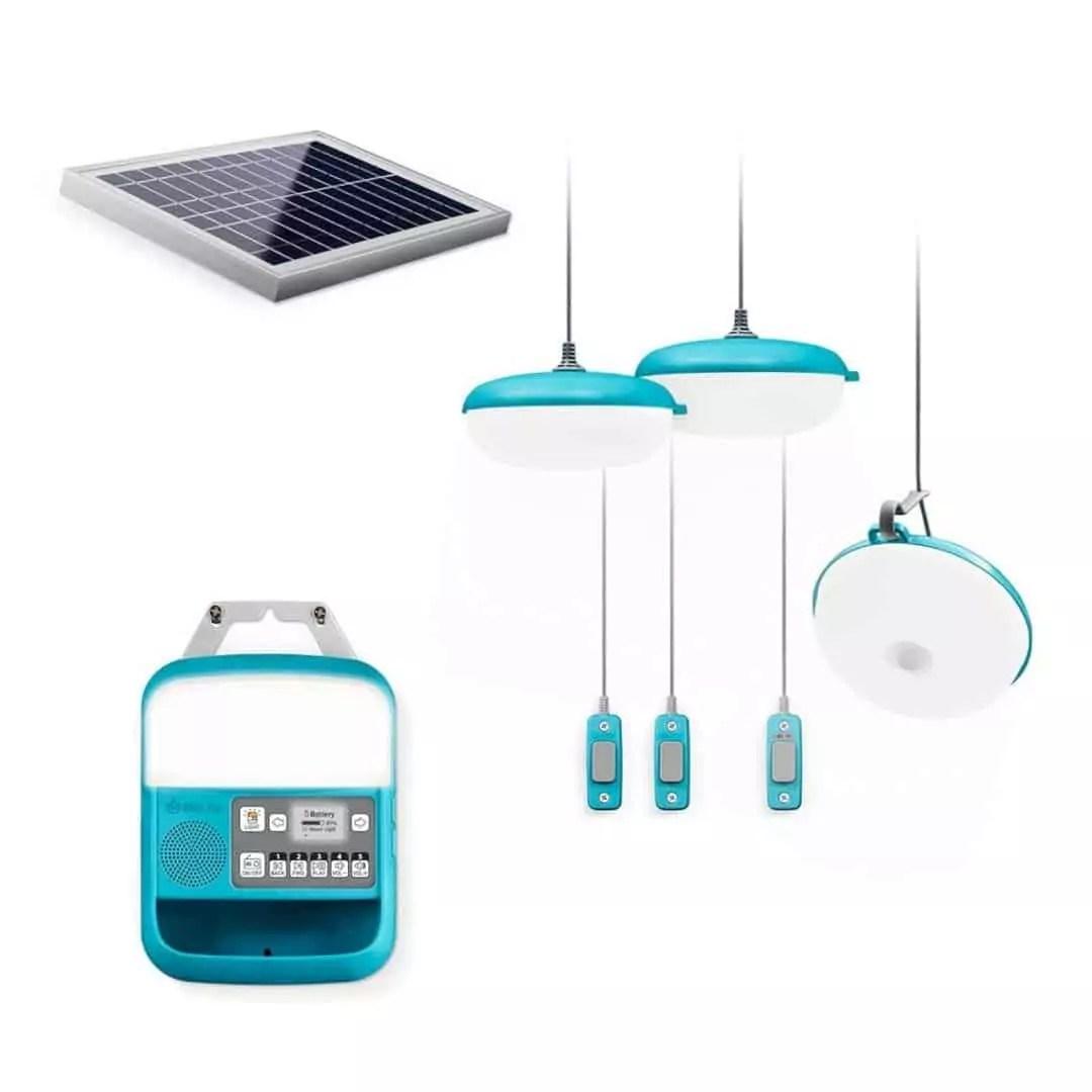Bio Lite SolarHome 620: Handy Choice of Solar Powered Home for Everyone