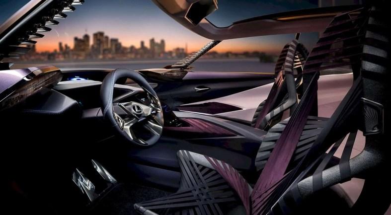 Lexus Concept Ux 3