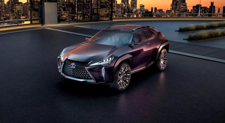 Lexus Concept Ux 5