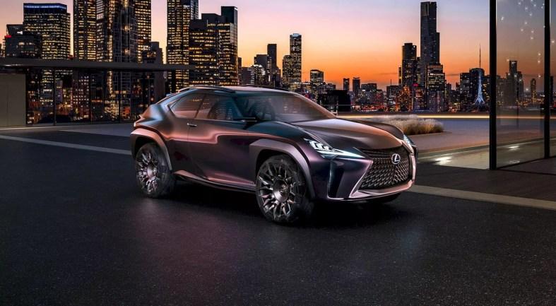 Lexus Concept Ux 6