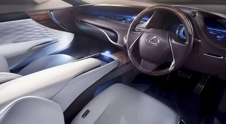 Lexus Lf Fc 2