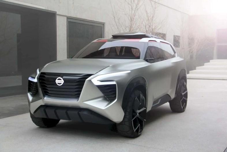 Nissan Xmotion 5