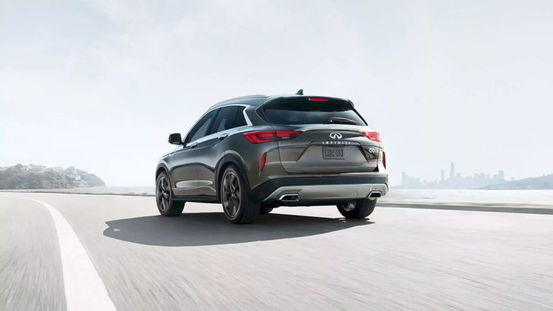 The All New 2019 Infiniti Qx50 7