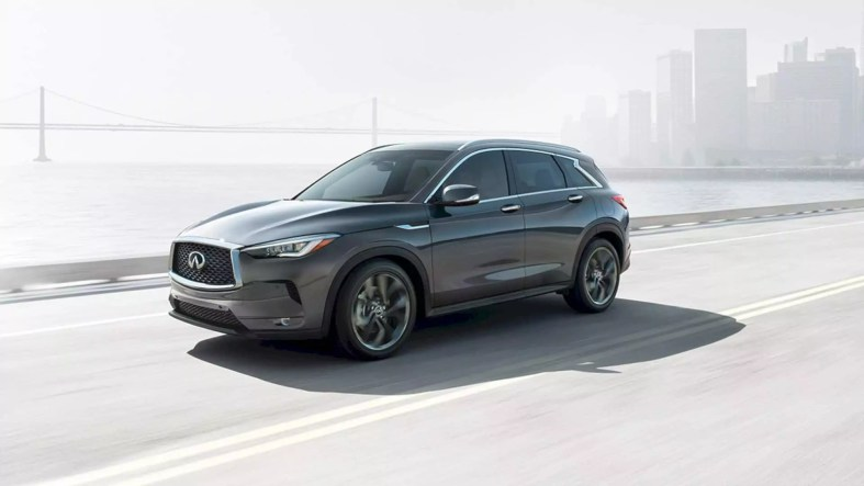 The All New 2019 Infiniti Qx50 8